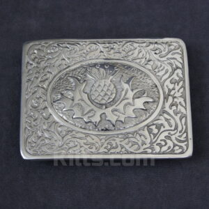View our magnificent Thistles Buckle , which is for sale.