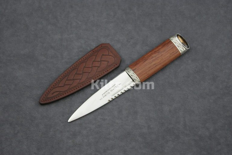 Check out our Torridon Brown Sgian Dubh & Torridon Brown Kilt Knife.