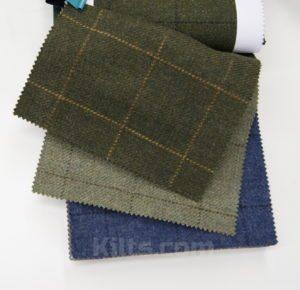 Need a Tweed Swatch or a Tweed Sample before you buy a Tweed product?