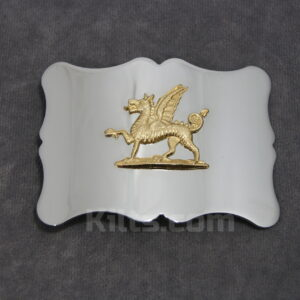 Have a look at our Welsh Kilt Belt Buckle for sale.