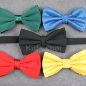 Looking for a Pre-Tied Bowtie for sale for your kilt outfit?