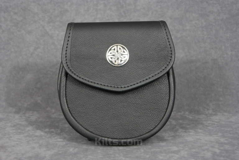 Here is our Celtic Knot Day Sporran for sale.