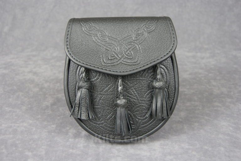 Have a look at our Embossed Day Sporran for sale.