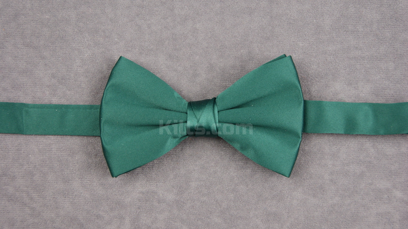 Check out our Green Bowtie for sale for kilts.