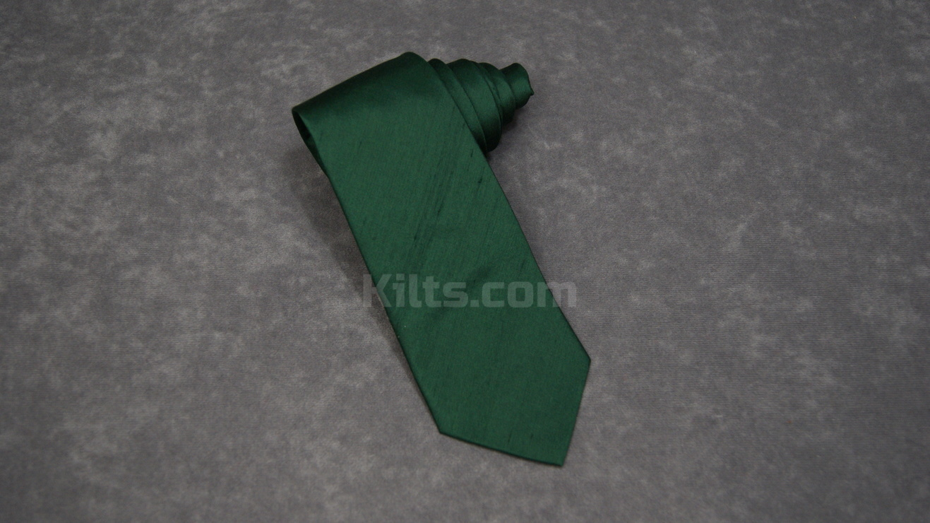 Looking for a Green Silk Kilt Tie for sale?