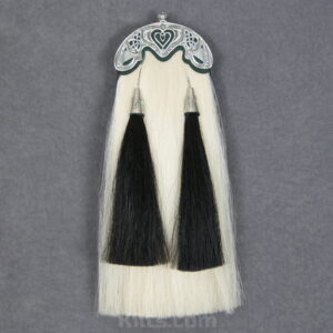 View our Irish Horsehair Sporran for Sale.