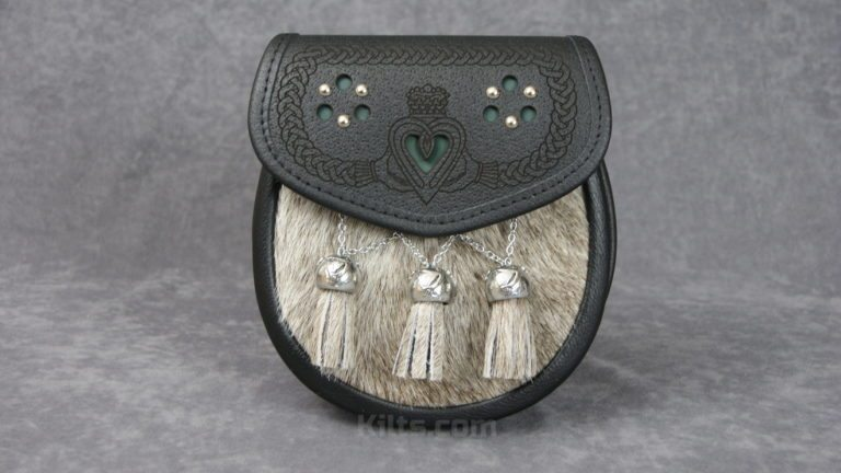 Great quality Irish Semi Dress Sporran for sale.