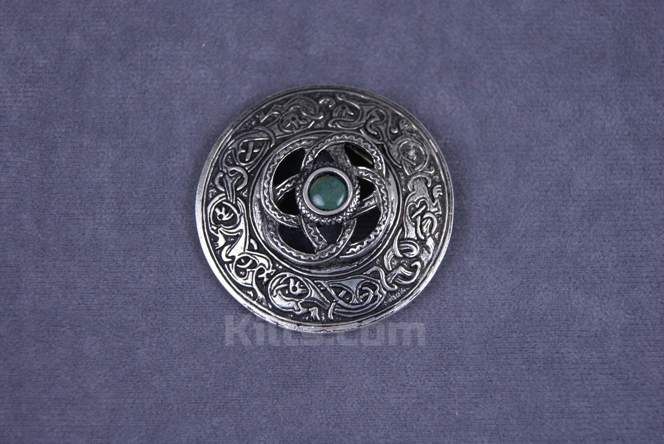 View our Knot and Moonstone Ladies Brooch for sashs and shawls for sale.