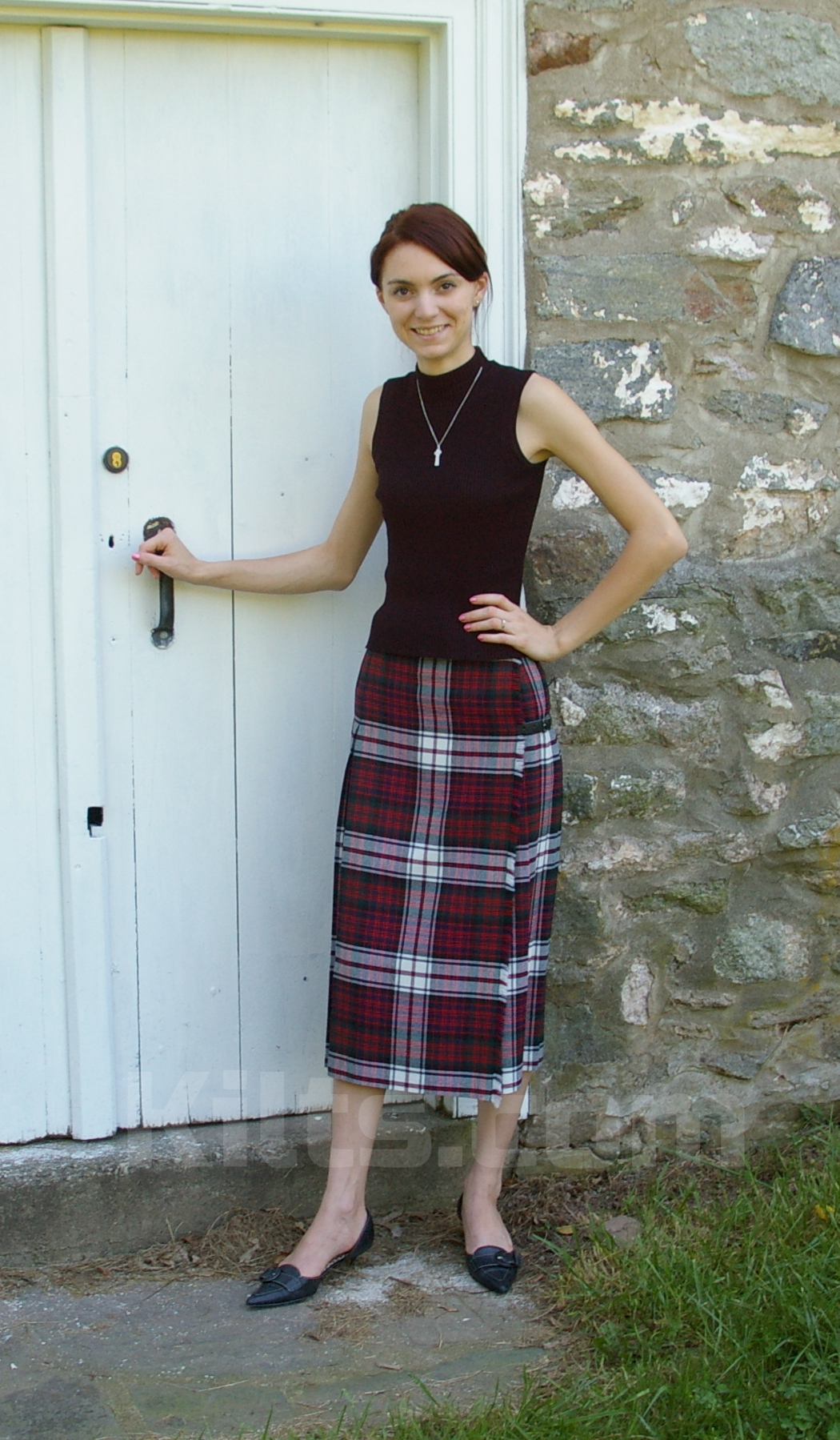 View our Ladies Kilt Skirt for sale.