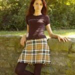 Ladies Mini Kilt for Sale