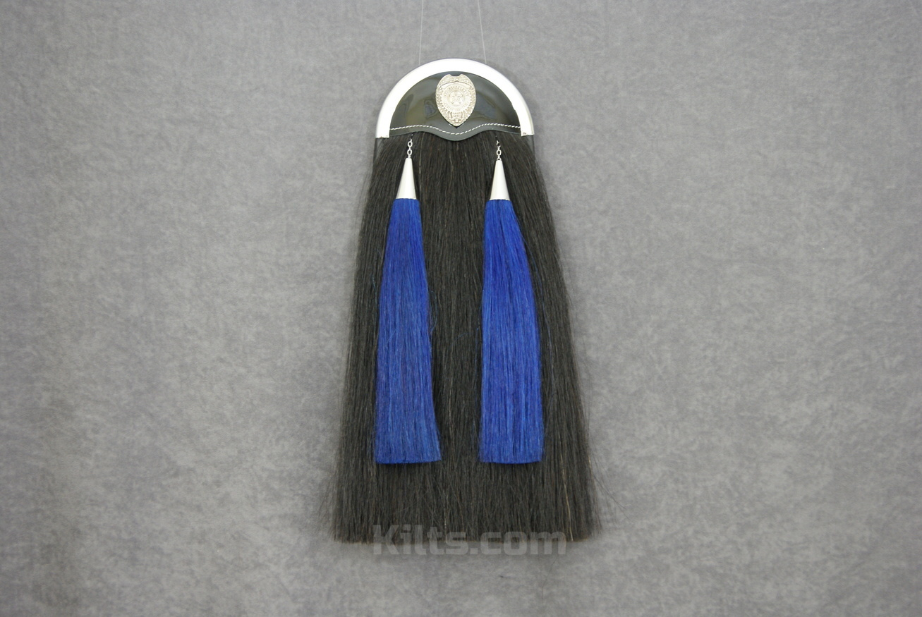View our Law Enforcement Horsehair Sporran for sale.