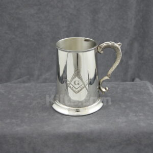 View our Masonic Tankard. This is the best tankard for a Mason for sale.