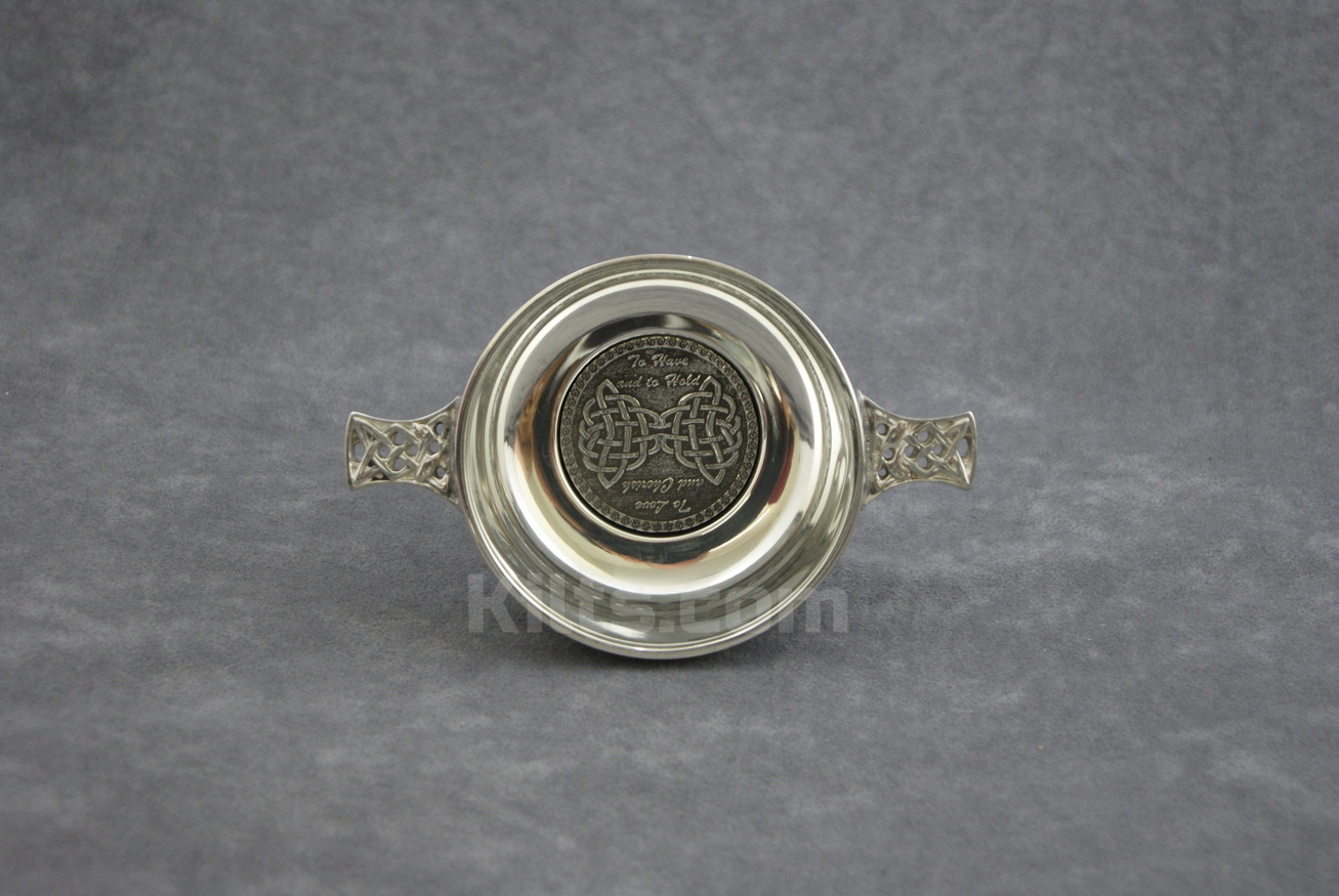 Looking for a Wedding Quaich? This is the best quaich for weddings for sale.