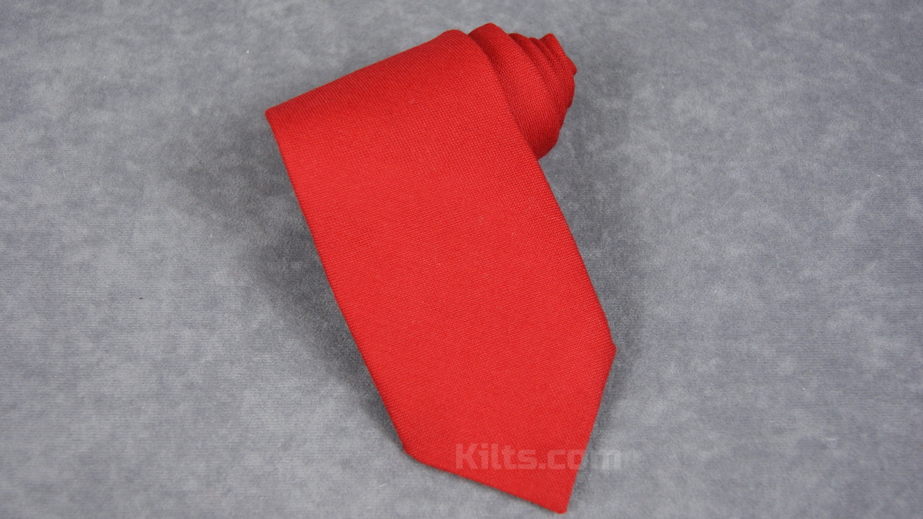 Here is our Red Necktie for sale.