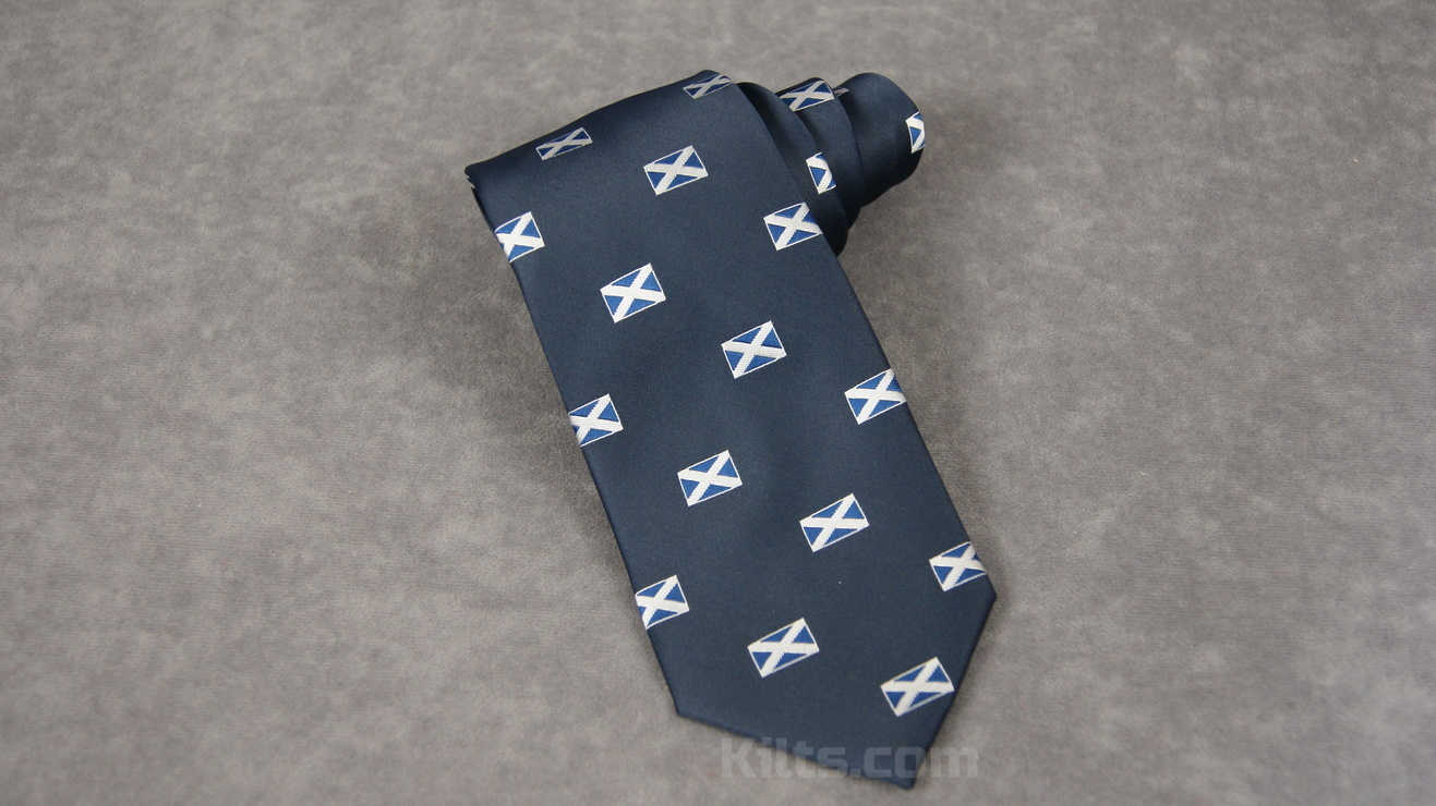Here is our Scottish Flag Necktie for sale.