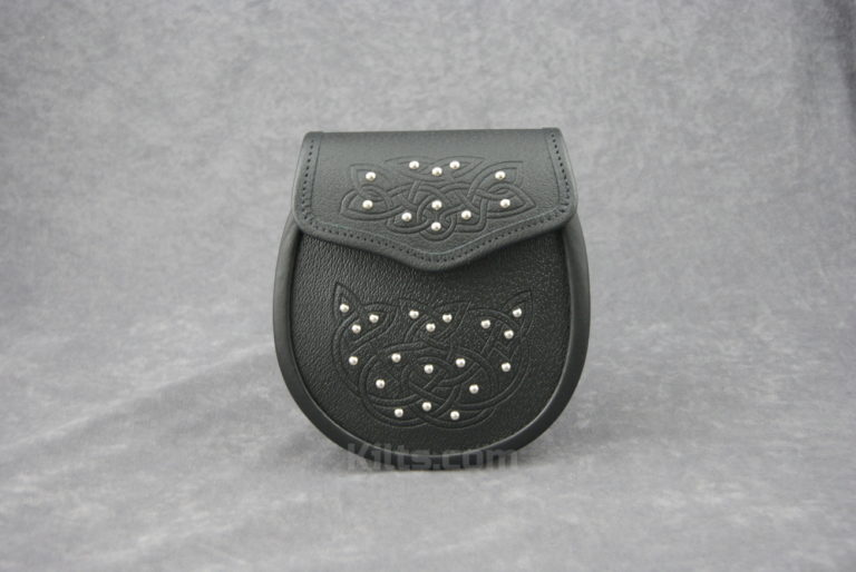 Have a look at our Studded Day Sporran for sale.