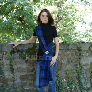 View our Women's Tartan Sash - Poly Viscose for sale.