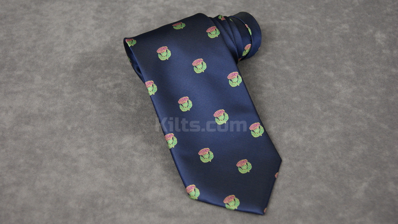 Have a look at our Thistles Necktie for sale.