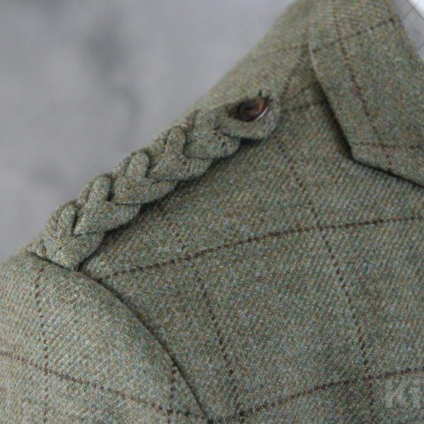 View our Tweed Scottish Kilt Jacket for sale.