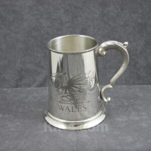 View our Welsh Tankard for sale.