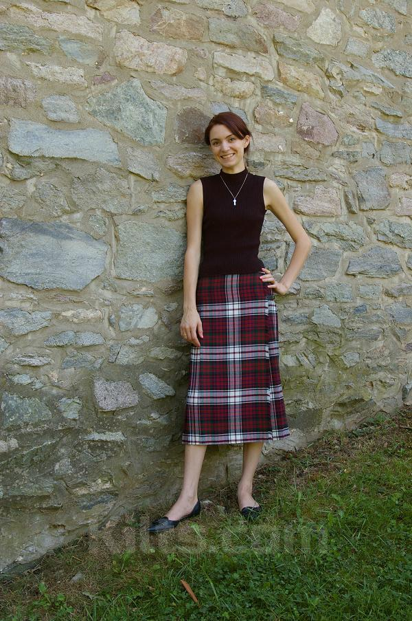 View our Women's Kilted Skirt for Sale.