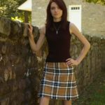 Women's Mini Kilt for Sale