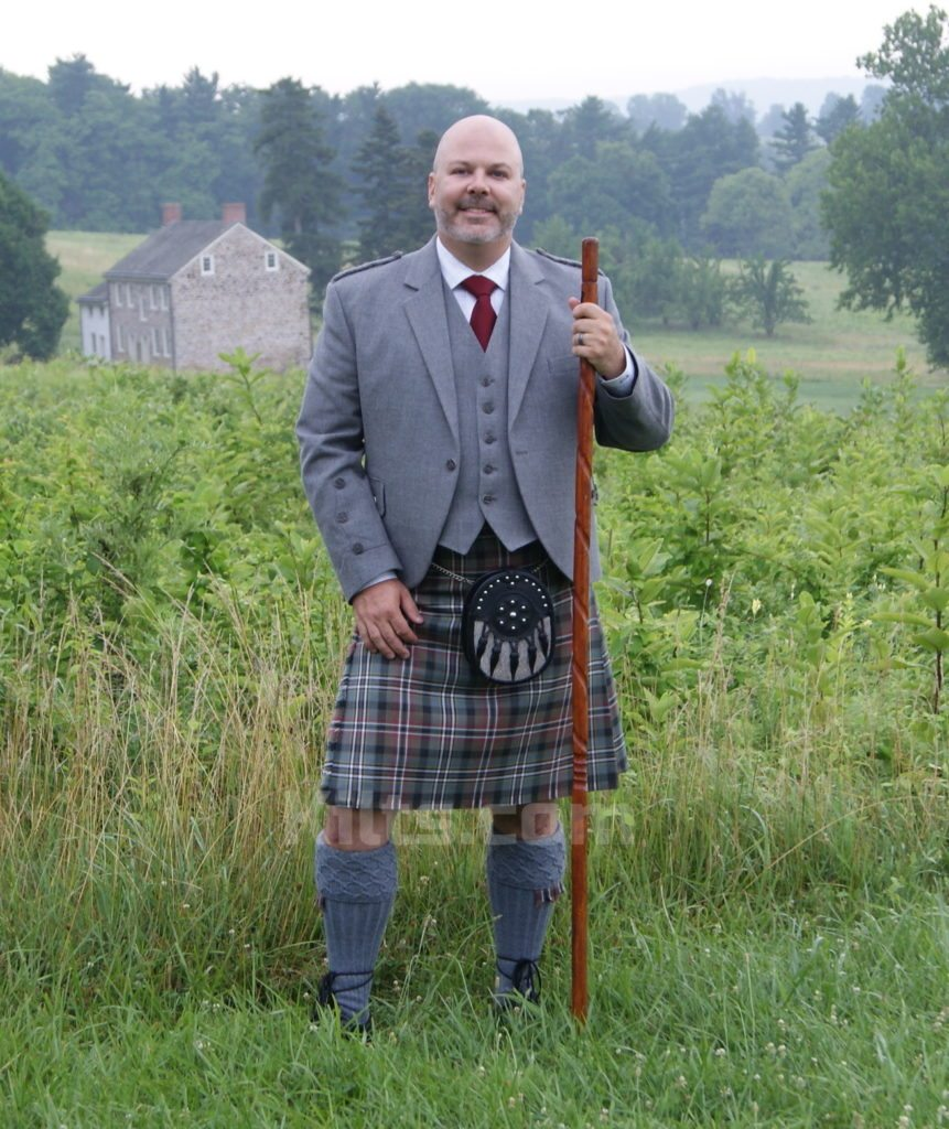 Read our How to Wear a Kilt guide.