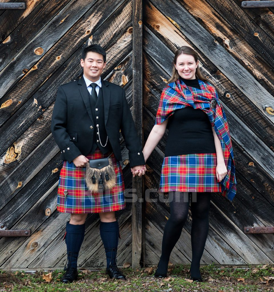 Read our guide for Selecting the Perfect Kilt.