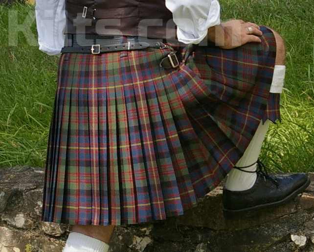 Buying a kilt instead of renting a kilt is important.