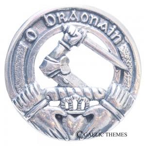 Brennan Clan Crest