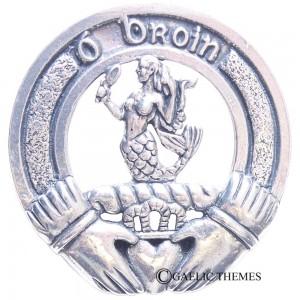 Byrne Clan Crest