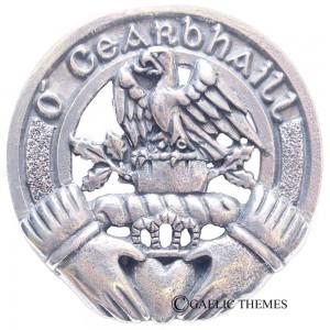Caroll Clan Crest