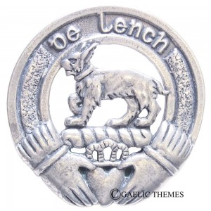 Lynch Clan Crest