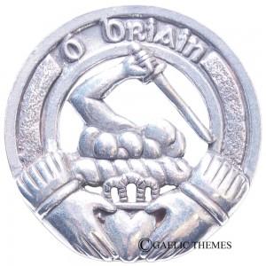 O'Brien Clan Crest