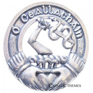 O'Callaghan Clan Crest