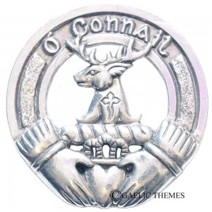 O'Connell Clan Crest