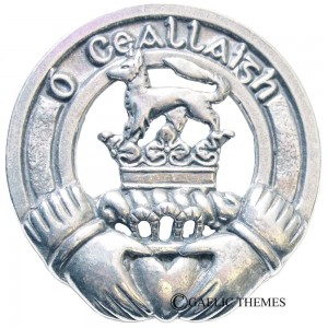 O'Kelly Clan Crest