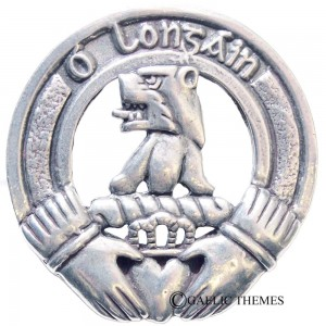 O'Long Clan Crest