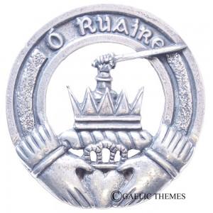 O'Rourke Clan Crest