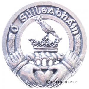 O'Sullivan Clan Crest