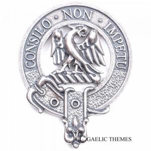Agnew Clan Crest