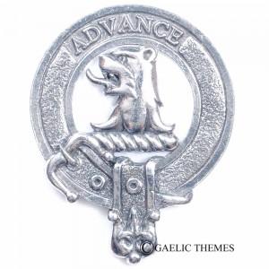 Chalmers Clan Crest