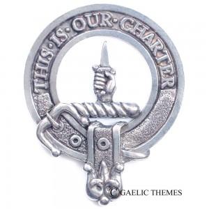 Charteris Clan Crest