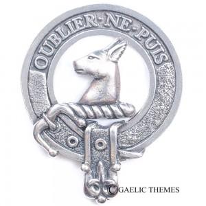 Colville Clan Crest