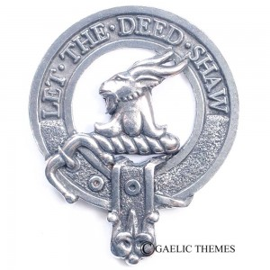 Fleming Clan Crest
