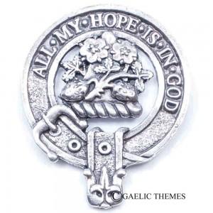 Fraser Clan Crest