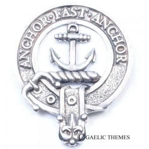 Gray Clan Crest