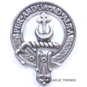 Hannay Clan Crest