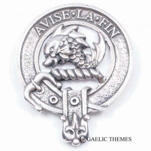 Kennedy Clan Crest