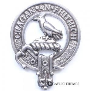 MacDonald of Glengar Clan Crest